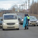 Схема работы контрольно-пропускных пунктов на въезд/выезде из города Череповец