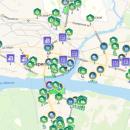 Цифровая карта подбора инвестиционных площадок в Череповце