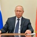 Путин объявил новые меры поддержки населения и бизнеса
