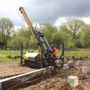 Первое в мире профессиональное оборудование для возведения свайных фундаментов в частном домостроении разработала компания из Череповца