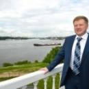 Поздравляем с днем рождения мэра города Юрия Александровича Кузина