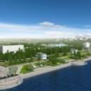 В 2017 году Череповец получит 80 миллионов рублей федеральных средств на реализацию проекта развития Набережной