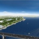 Благоустройство городской набережной планируют начать через неделю