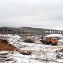 На площадке первого резидента Индустриального парка «Череповец» заливают фундамент и собирают здание нового завода