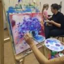 Различным техникам рисования обучат пенсионеров в Череповце.