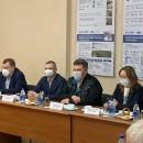 В Череповце впервые состоялось заседание экспертного бизнес-совета под руководством мэра города Череповца Вадим Германова