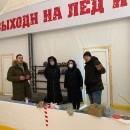 Центр хоккейной подготовки «Ice Game» на Леднева, 6 готовится к открытию