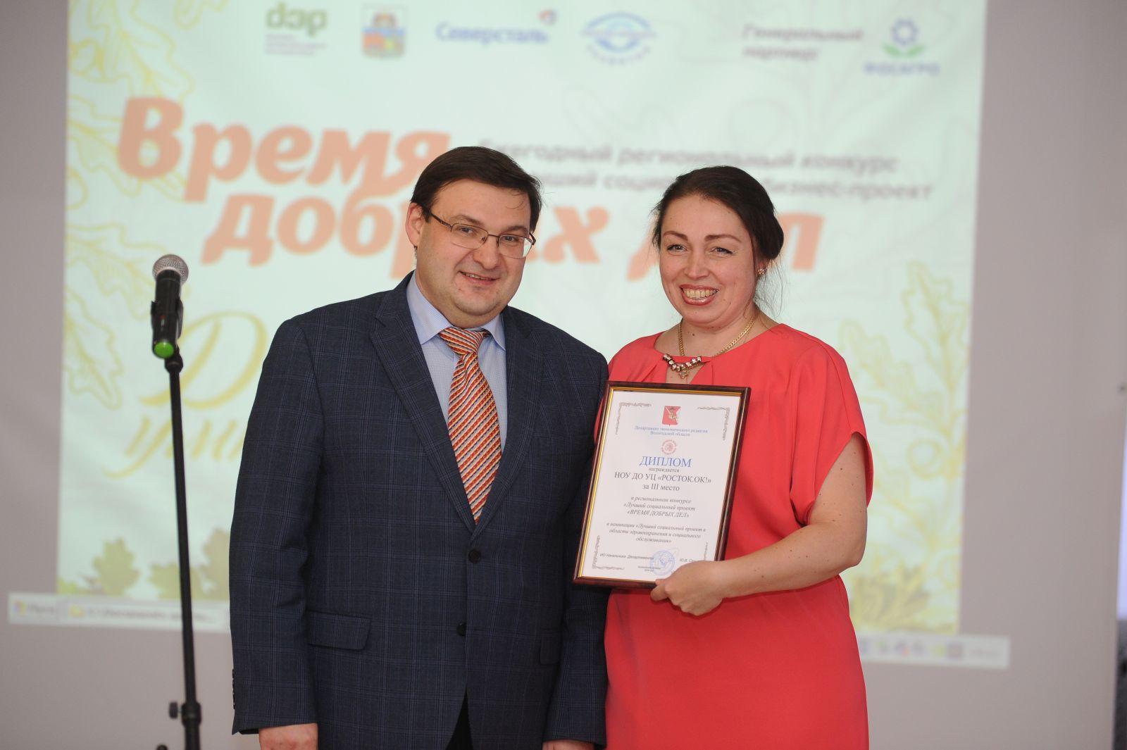 Департамент культуры вологодской области конкурсы